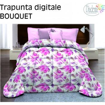 Trapunta Bouquet stampa...