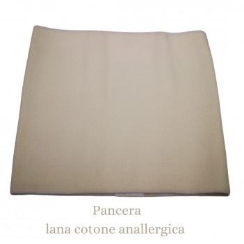 Pancera lana cotone...