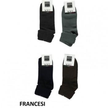 Calze soft col francesi...