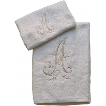 Coppia asciugamani 1+1 con...