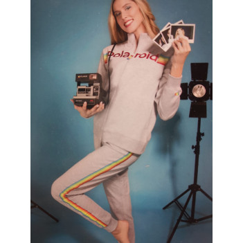 Tuta Polaroid Donna Felpa