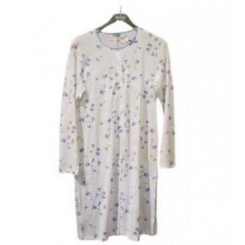 Camicia da notte in cotone...
